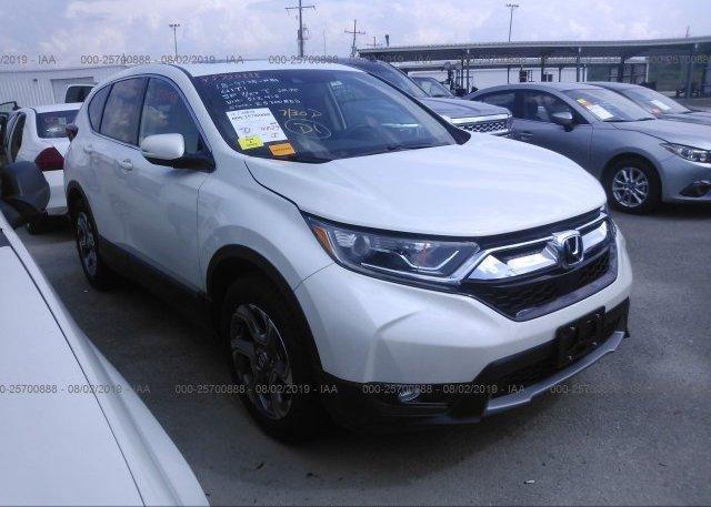 Inventory #639527115 2018 Honda CR-V
