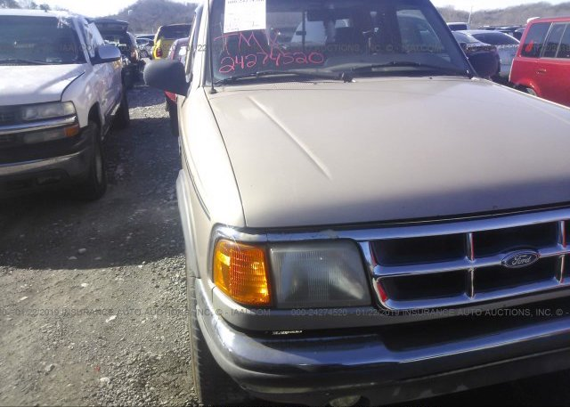 Inventory #346455527 1994 FORD RANGER