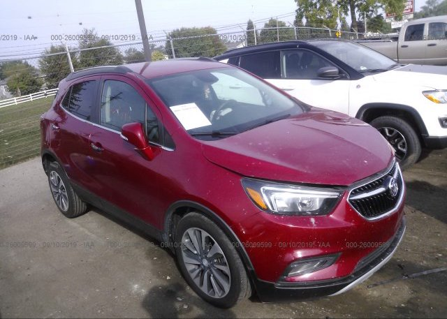 Inventory #439427733 2018 Buick ENCORE