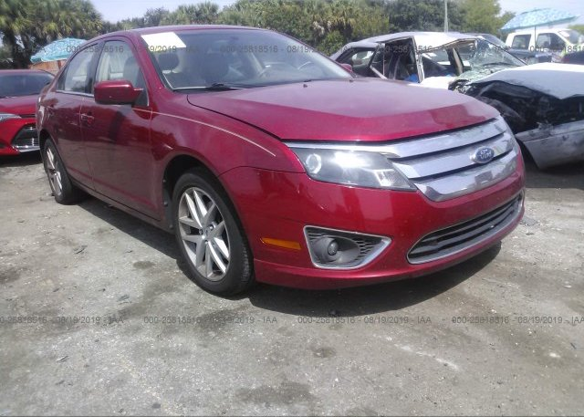 Inventory #714208616 2011 FORD FUSION