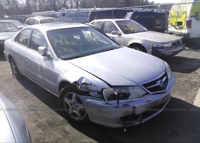 Inventory #652944710 2002 Acura 3.2TL