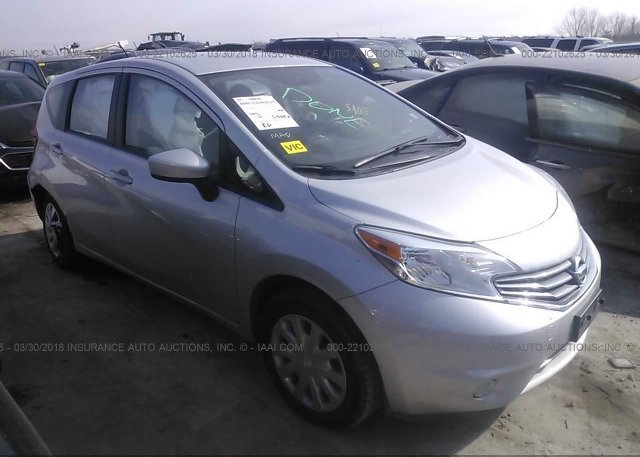 Inventory #781328041 2015 Nissan VERSA NOTE