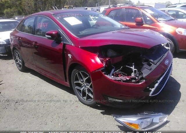 Inventory #870708082 2015 FORD FOCUS