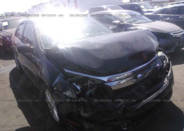 Inventory #668796276 2012 FORD FUSION