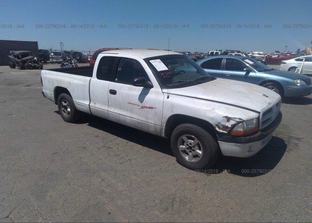 Inventory #407038702 1998 Dodge DAKOTA