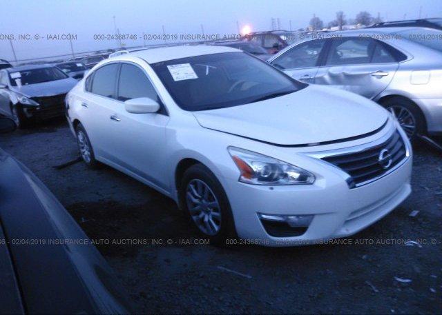 Inventory #537710262 2014 Nissan ALTIMA