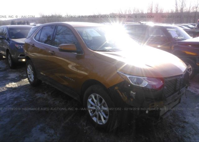 Inventory #188755394 2018 Chevrolet EQUINOX