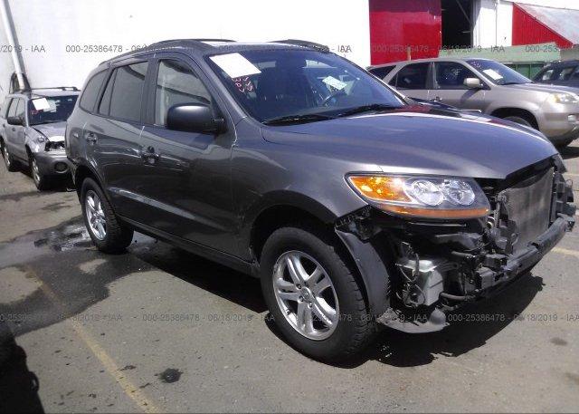 Inventory #534215831 2011 Hyundai SANTA FE
