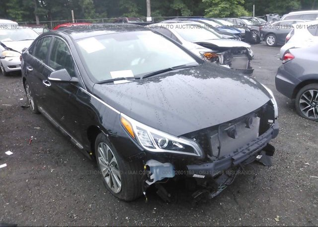 Inventory #126202736 2017 Hyundai SONATA