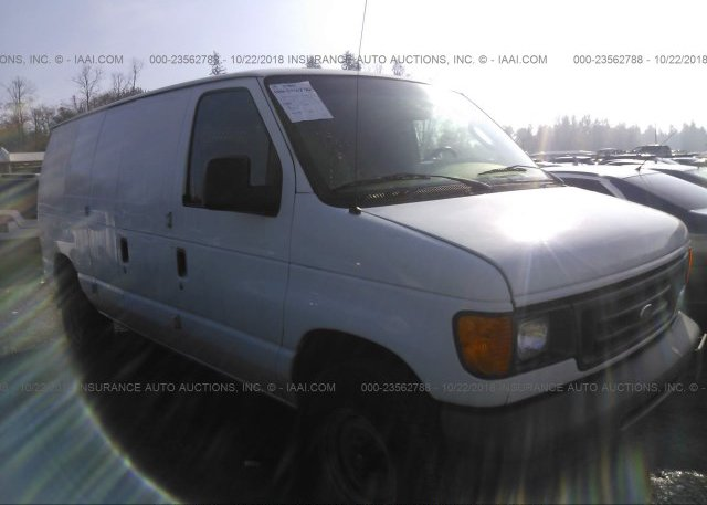 Inventory #936391831 2007 FORD ECONOLINE