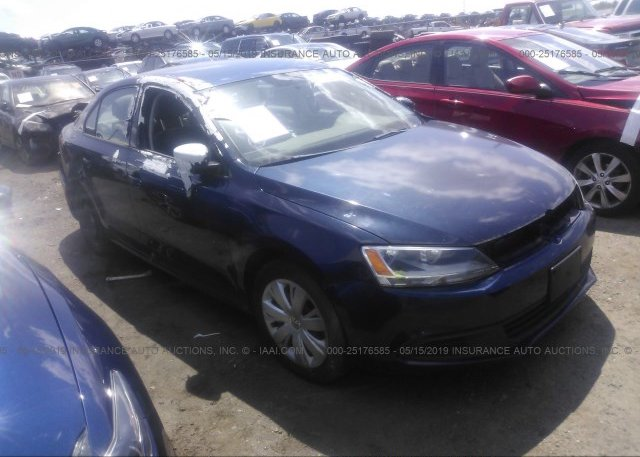 Inventory #244683465 2014 Volkswagen JETTA