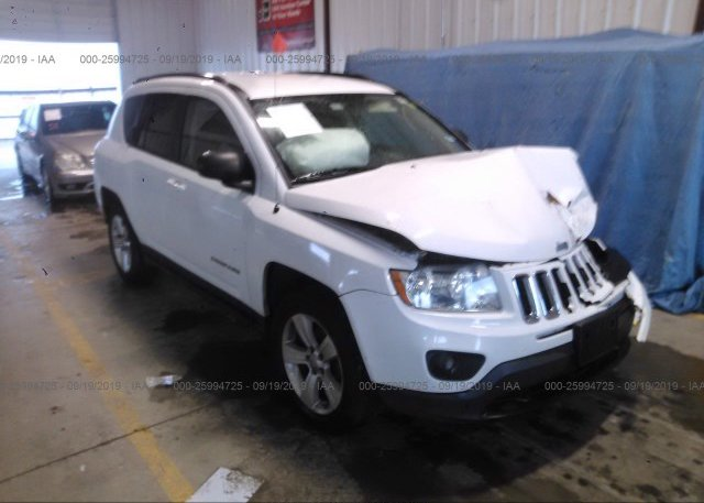 Inventory #885074001 2012 JEEP COMPASS