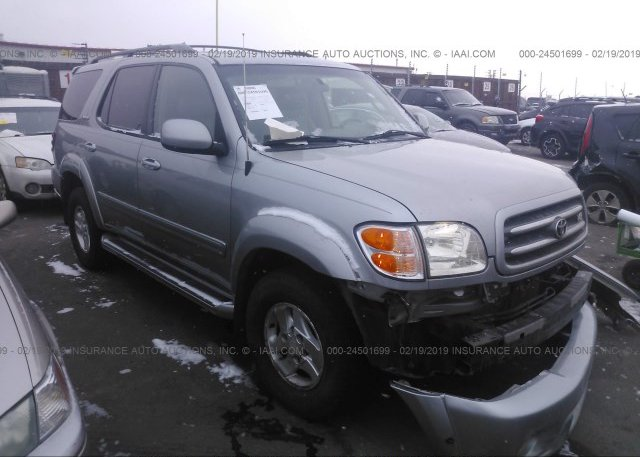 Inventory #942910736 2001 Toyota SEQUOIA