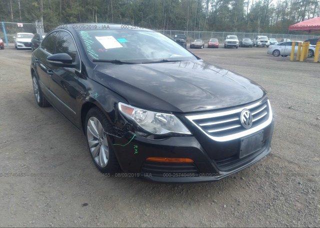 Inventory #742264969 2012 Volkswagen CC