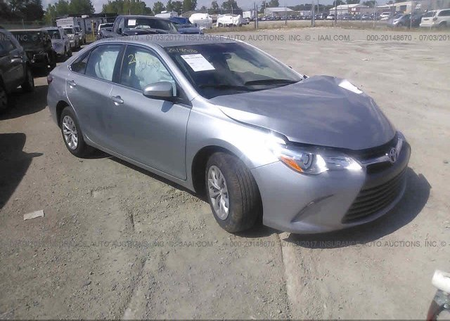 Bidding Ended On 4t1bf1fk4hu668468 Salvage Toyota Camry At