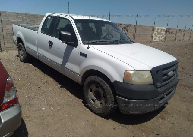 Inventory #835166495 2006 FORD F150