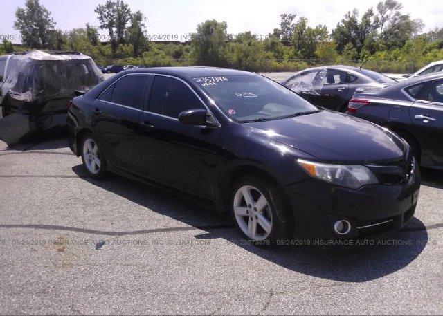 Inventory #356771591 2012 Toyota CAMRY