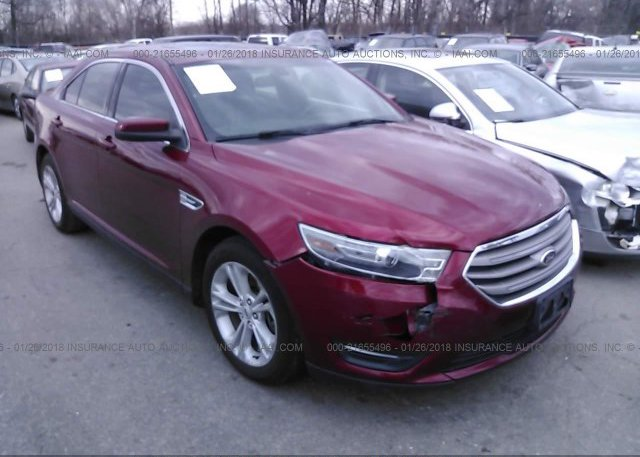Inventory #512258781 2013 FORD TAURUS