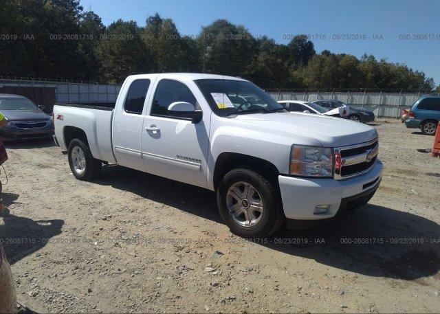 Inventory #589006861 2010 Chevrolet SILVERADO