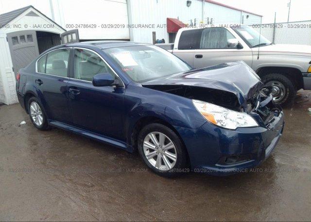 Inventory #704464375 2011 Subaru LEGACY