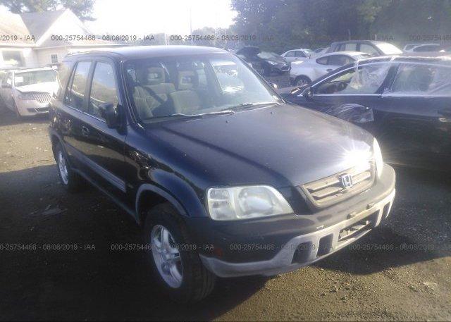 Inventory #604606091 2000 Honda CR-V