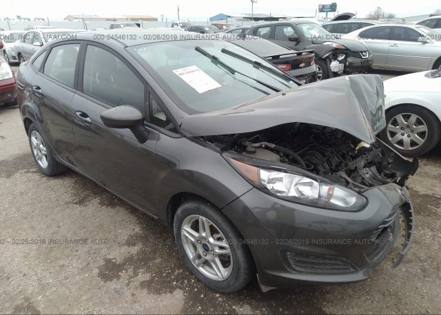 Inventory #904672097 2017 FORD FIESTA