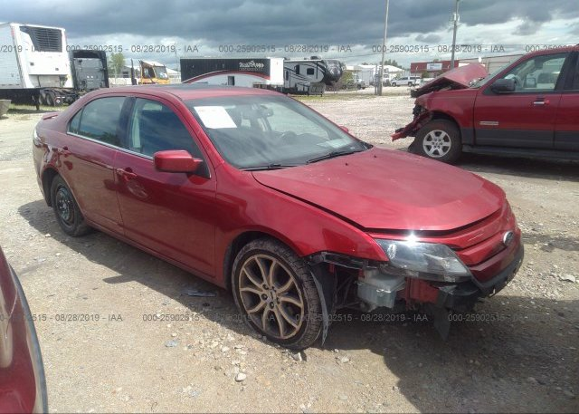 Inventory #401432770 2012 FORD FUSION