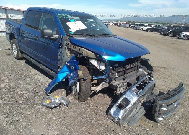 Inventory #600257896 2016 FORD F150