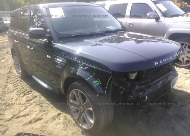 Inventory #692943828 2010 Land Rover RANGE ROVER SPORT