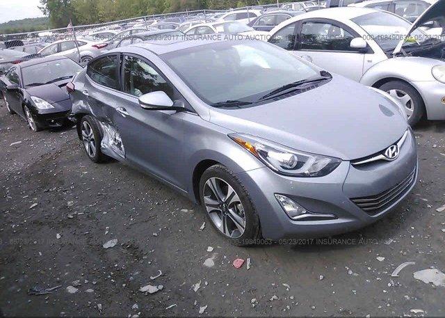 Inventory #716874007 2014 Hyundai ELANTRA