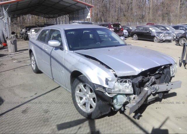 Inventory #994113334 2007 Chrysler 300