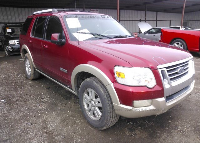 Inventory #824906444 2007 FORD EXPLORER