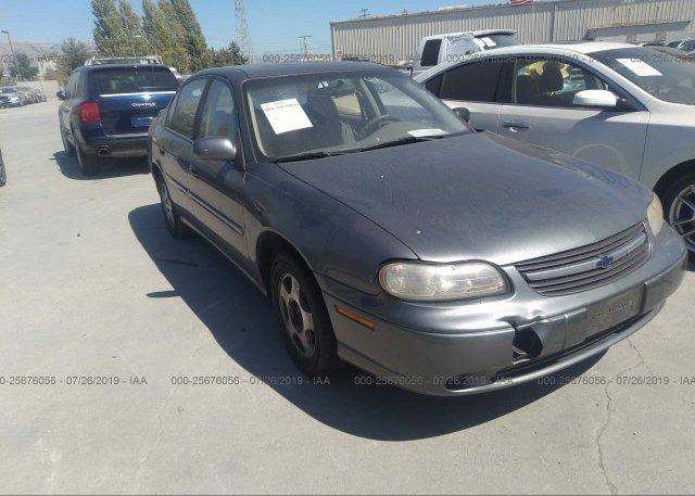 Inventory #890580410 2003 Chevrolet MALIBU