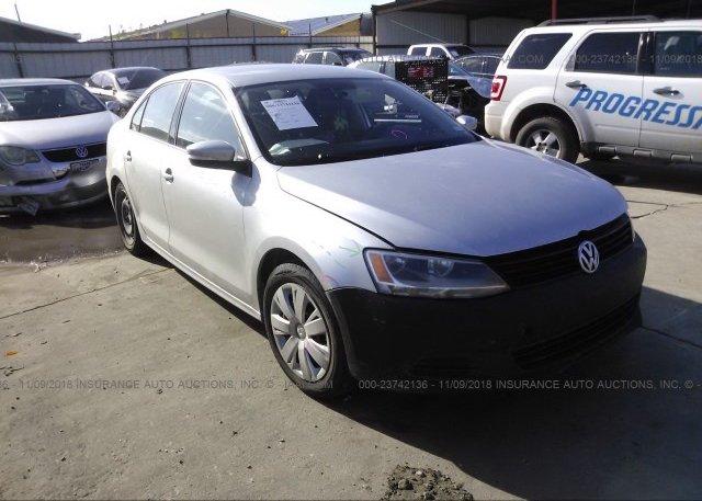 Inventory #673996693 2012 Volkswagen JETTA