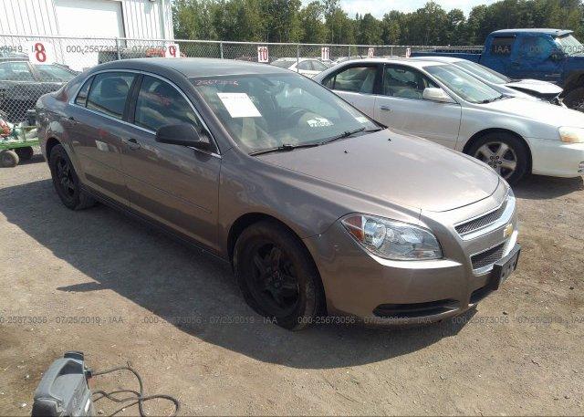 Inventory #269645234 2012 Chevrolet MALIBU