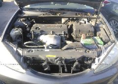 2005 Toyota CAMRY - 4T1BE30K05U532633