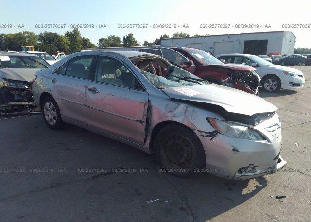 Inventory #812235711 2007 Toyota CAMRY