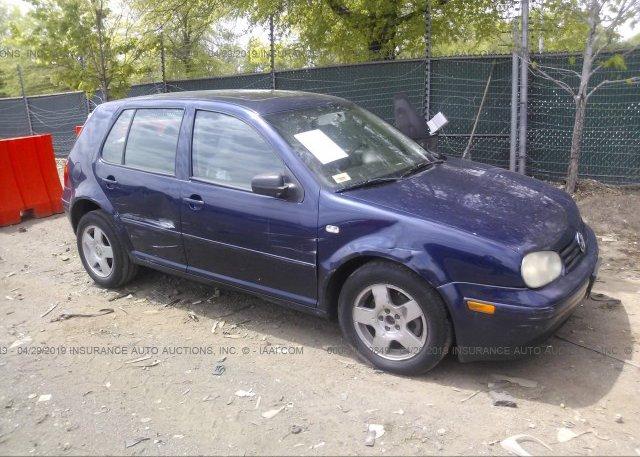 Inventory #646270489 2001 Volkswagen GOLF