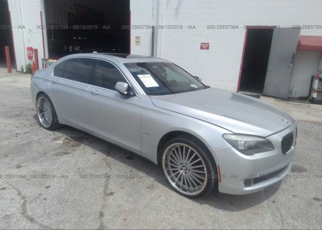 Inventory #782722188 2012 BMW 750