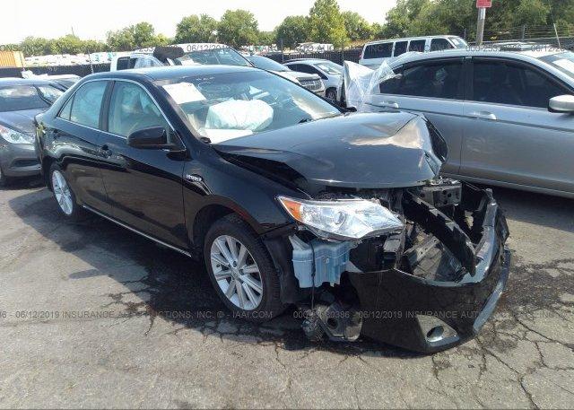 Inventory #296204245 2014 Toyota CAMRY