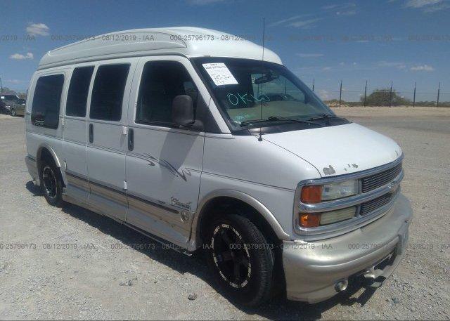 Inventory #506548452 2002 Chevrolet EXPRESS G1500