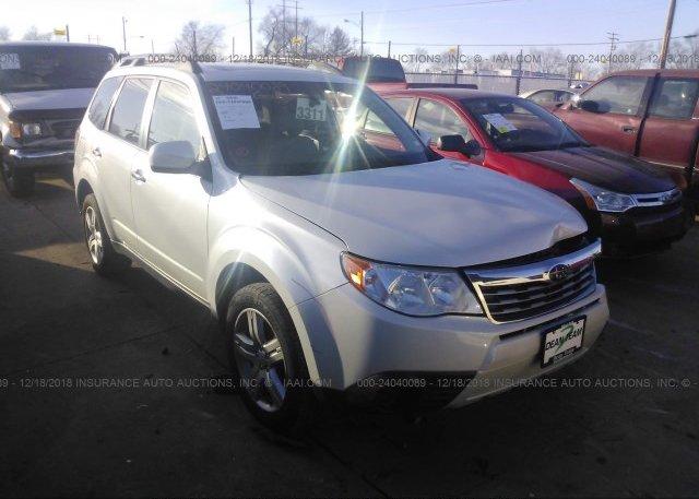 Inventory #814104599 2009 Subaru FORESTER