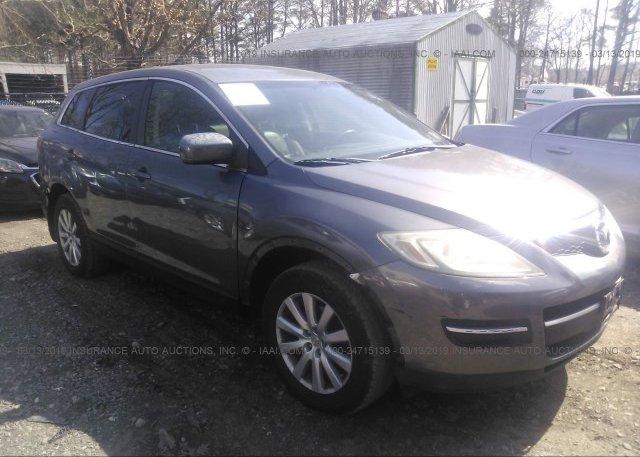 Inventory #499324117 2007 Mazda CX-9