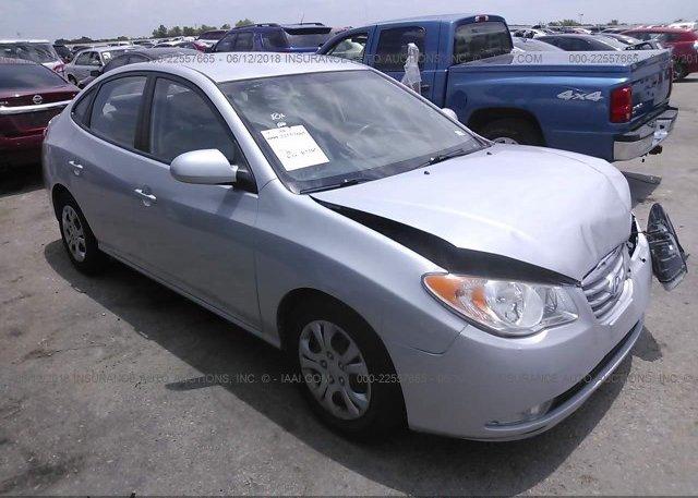 Inventory #525764871 2010 Hyundai ELANTRA