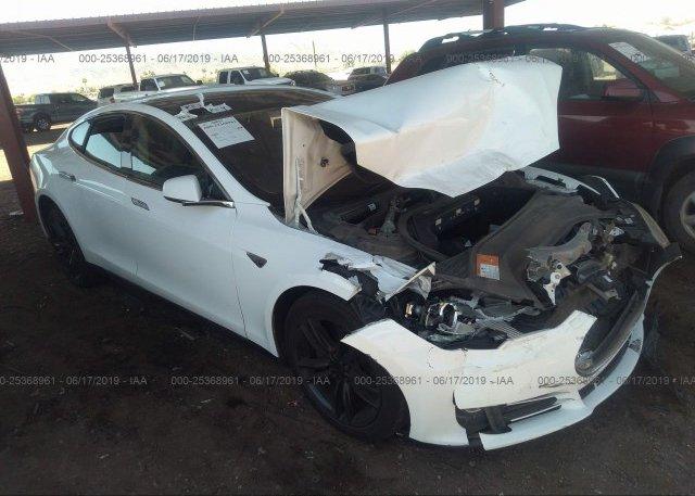 Inventory #273540752 2012 Tesla MODEL S