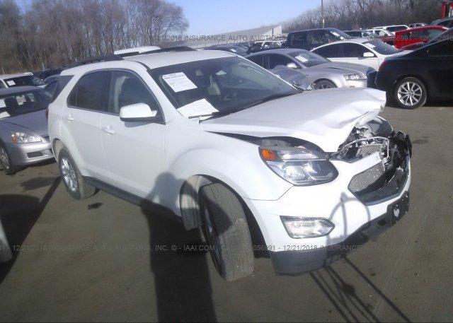 Inventory #208415641 2017 Chevrolet EQUINOX