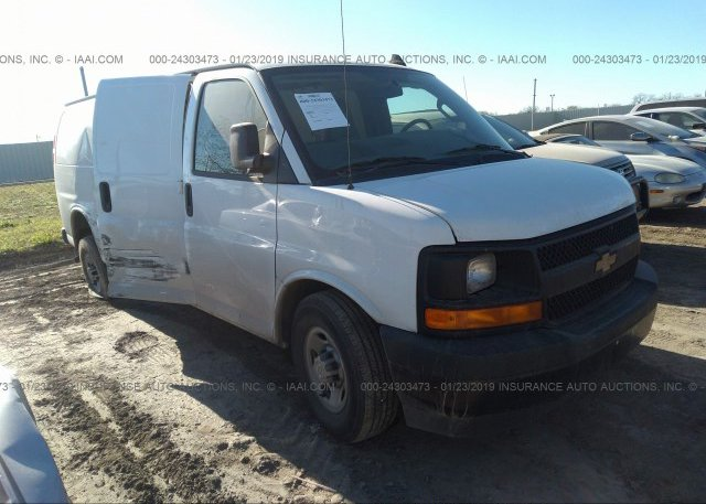 Inventory #389073893 2017 Chevrolet EXPRESS G2500