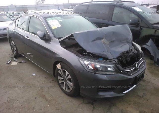 Inventory #994978782 2015 Honda ACCORD