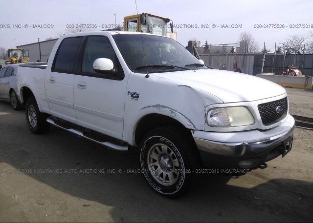 Inventory #143398450 2002 FORD F150
