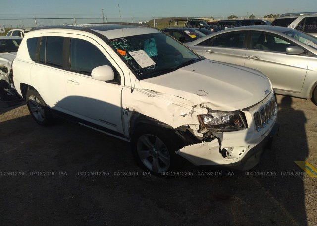 Inventory #217766043 2015 JEEP COMPASS